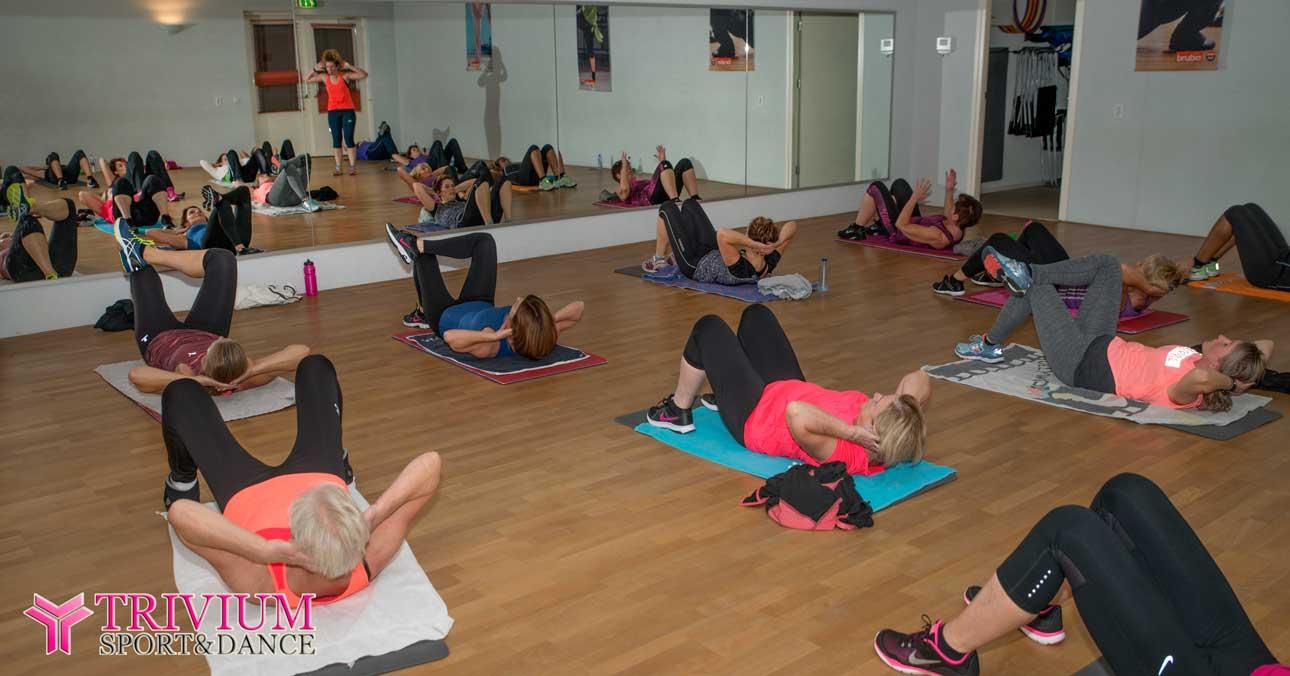 core training I trivium sport