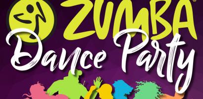 Zumba Dance Party 7 november 2019