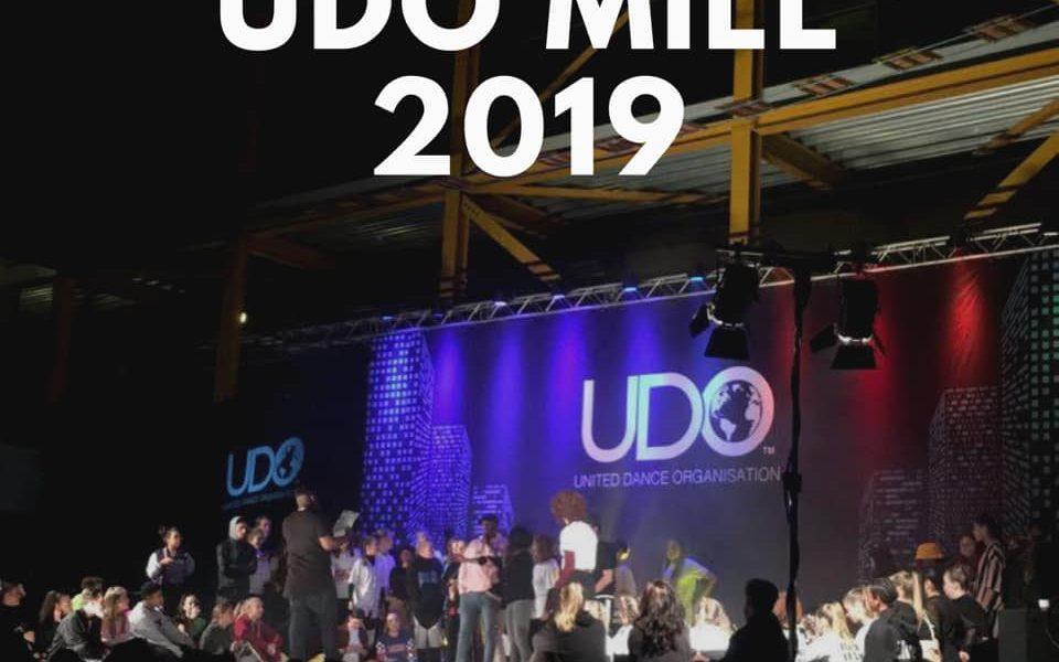 Uitslag danswedstrijd UDO 2019