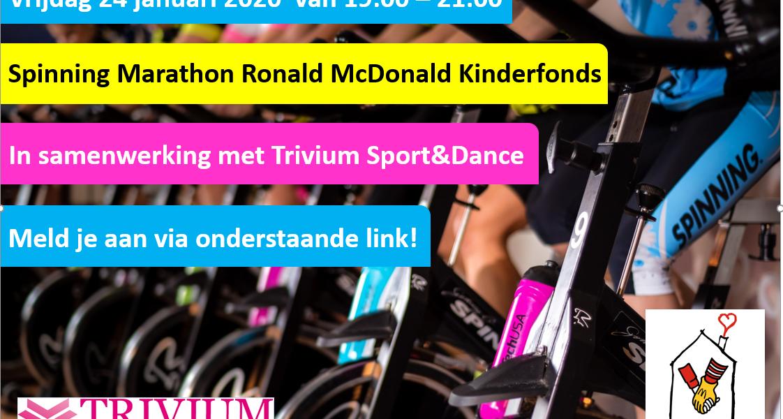 Spinning marathon 2020