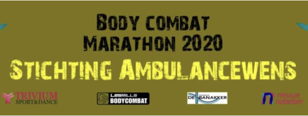 Body combat marathon 2020