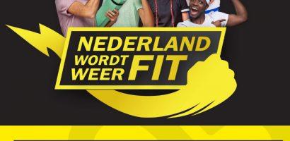 nederland wordt weer fit