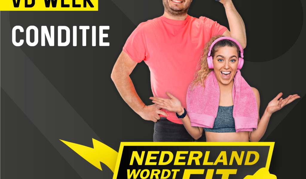 Back in shape met Nederland wordt weer fit